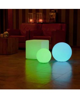 Esfera LED sin cables 30cm