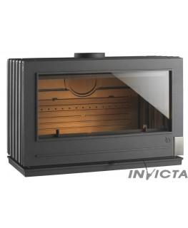 Estufa de Leña Invicta Preston