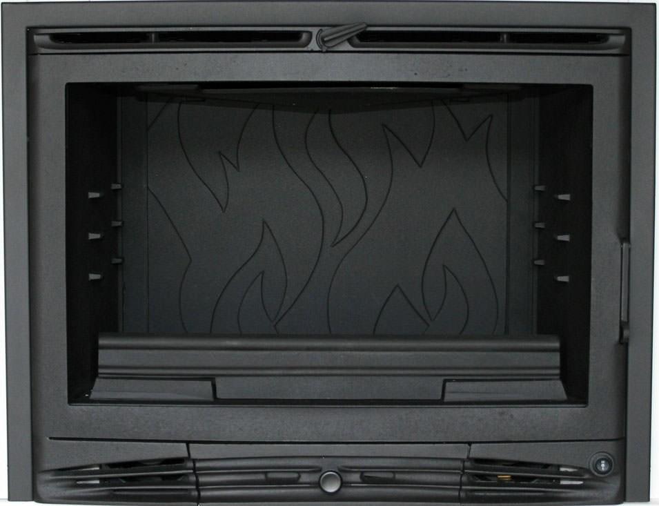 Chimenea Insertable 700 SELENIC (Sin marco negro)