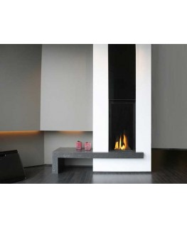 Chimenea gas Luna DIAMOND 550V GAS