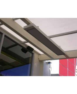 Panel Radiante S+ ANTICOR 30 exterior